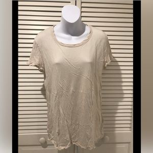 Standard James Perse Nude Short Sleeve T-Shirt